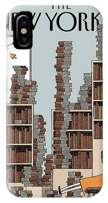 Books Phone Cases