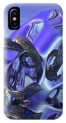Abstract 333 IPhone Case