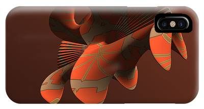 Abstract 351 IPhone Case