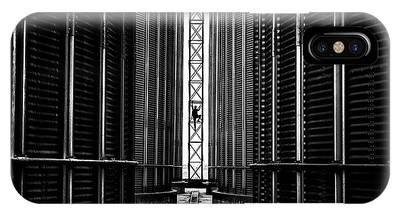 Silo Photographs iPhone Cases