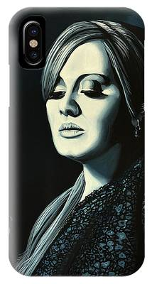 Adele iPhone Cases