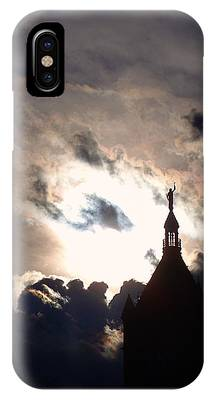 IPhone Case featuring the photograph After The Rain by Rona Black