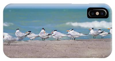 All In A Row IPhone Case