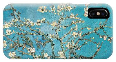 Bloom Paintings iPhone Cases