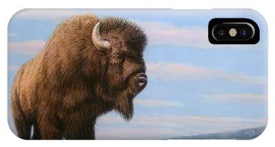 Buffalo IPhone Cases