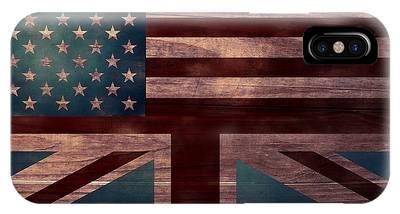 American Jack I IPhone Case