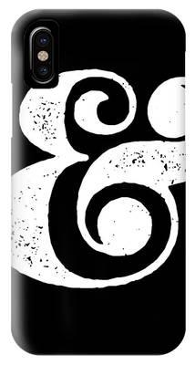 Symbols Digital Art iPhone Cases