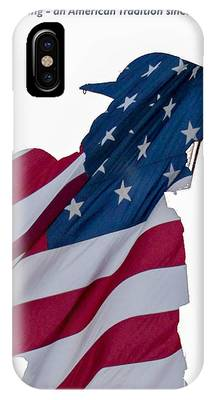 An American Tradition IPhone Case