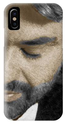 Andrea Bocelli And Vertical IPhone Case
