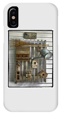 Old Maine Barns iPhone Cases