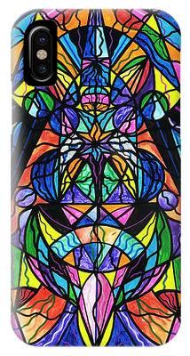 Awakening Paintings iPhone Cases
