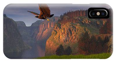 American Bald Eagle Phone Cases