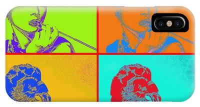 Audrey Hepburn 20130330v2 Four IPhone Case