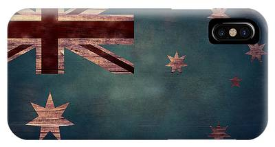 Australian Flag I IPhone Case