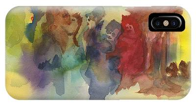 Autumn Beings IPhone Case