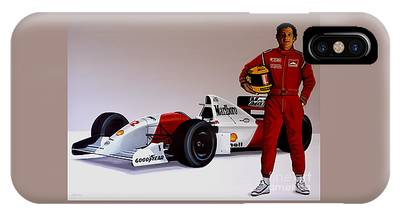 Ayrton Senna Phone Cases