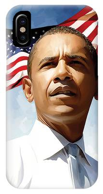 Obama Poster iPhone Cases