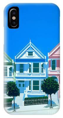 Haight Ashbury Phone Cases