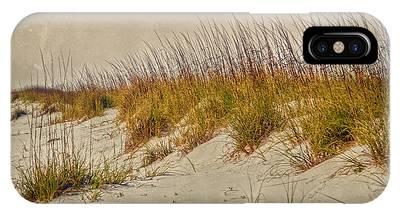 Beach Grass And Sugar Sand IPhone Case