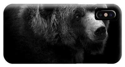 Portraits Of Animals Phone Cases