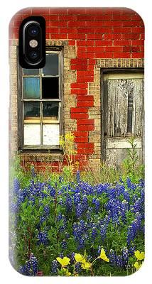Texas Wildflowers Phone Cases