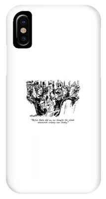 Before Carlo IPhone Case