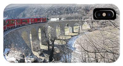 Rail Travelpics Phone Cases