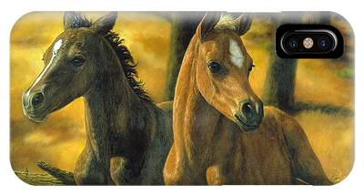 Baby Horse Phone Cases