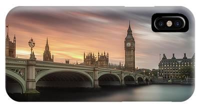 River Thames Phone Cases