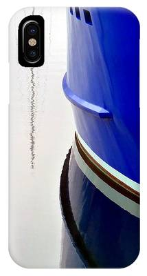 IPhone Case featuring the photograph Big Blue by Patricia Strand