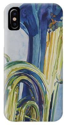 Tuba Phone Cases