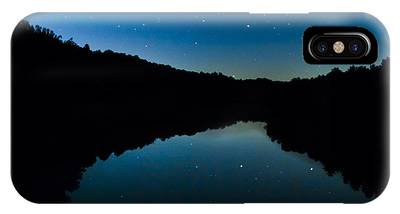 Big Dipper Reflection IPhone Case