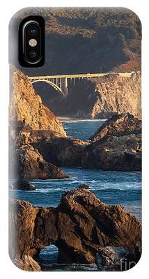Bixby Bridge iPhone Cases