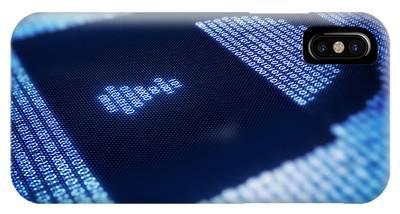 Data Phone Cases