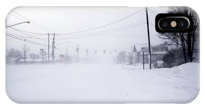 Blizzard Of 2014 IPhone Case