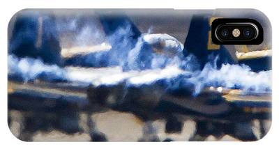 Blue Angels Ready For Takeoff IPhone Case