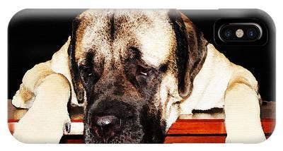 Mastiff Phone Cases