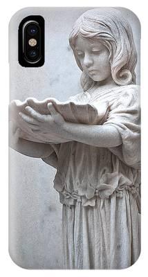 Bonaventure Angel IPhone Case