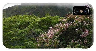 Botanical Garden View IPhone Case