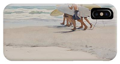 Beach Artwork Phone Cases