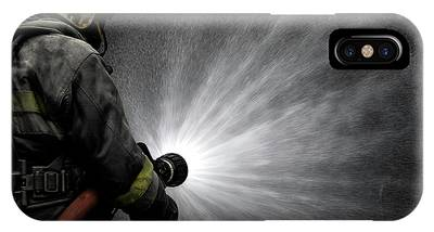 Spray Phone Cases