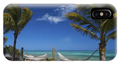 Caribbean Sea Phone Cases