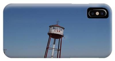 Britten Usa IPhone Case