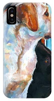 Labrador Retriever iPhone X Cases