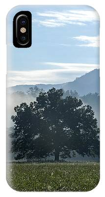 Cades Cove Tree  IPhone Case