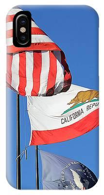 California Republic - Mike Hope IPhone Case