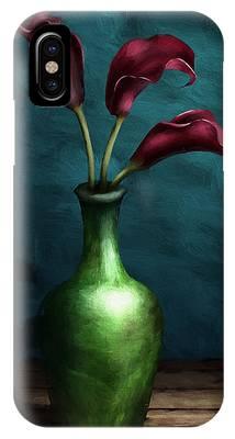 Calla Lilies I IPhone Case