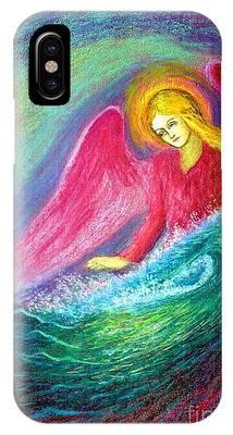 Divine Love iPhone Cases