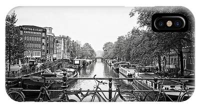Canals IPhone Case