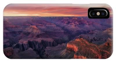 Desert Sunset Phone Cases